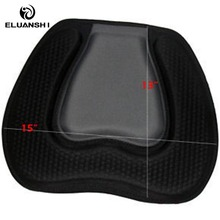 inflatable adjustable float Kayak for Fishing seats boat accessories marine Pad Cushion Canoe Paddle black cheap bateau peche