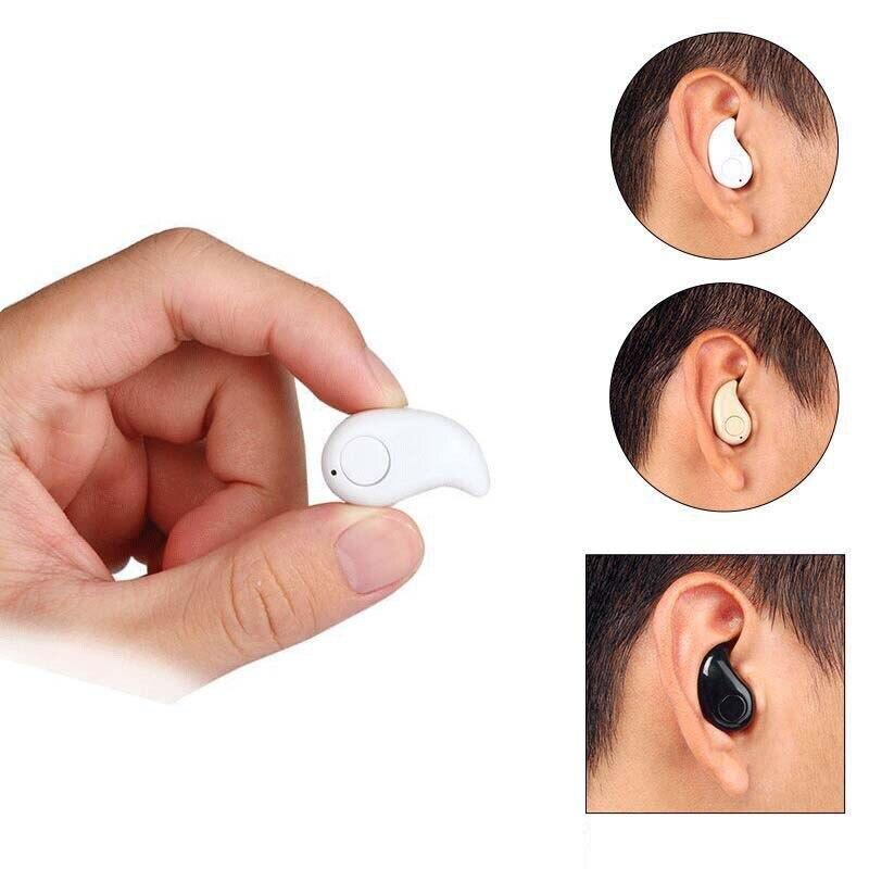 Auriculares Mini In-Ear Earphone Earbuds Wireless Stereo Headset Bluetooth Earphones Handfree Earphone for Phone Audifonos<br><br>Aliexpress