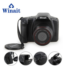 Winait Cheap Dslr Camera Professional 12MP 4X Digital Zoom HD 1280x720 Digital Camera 0.3 megapixels CMOS Mini Camera(China)