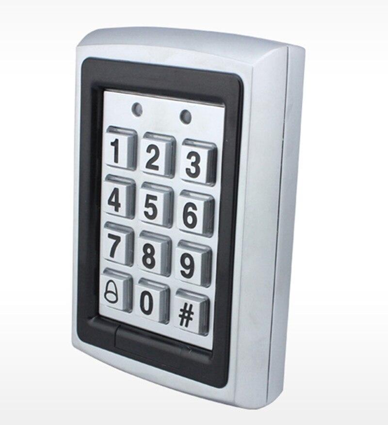 1000 User Metal ID Card &amp; Password Single Door Access Control <br><br>Aliexpress