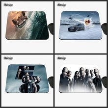 F8 Film Car LOGO Picture Game Antiskid Rectangular Computer Mouse Pad, Custom Size, Decorate Your Desk Design As A Gift