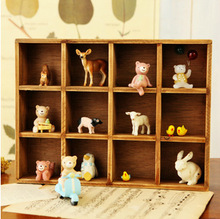 Zakka Wooden Retro Closet Cabinet Wood Types Cabinets Box Estanteria Mueble Craft