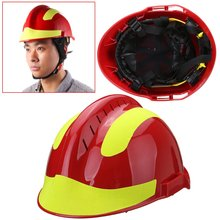 53CM-63CM Safurance Rescue Helmet Fire-Fighter Protective Glasses Safety Protector Workplace Safety Fire-Protection(China)