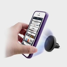 Universal Car Magnetic Air Vent Mount Holder Stand F Mobile Small Cell Phone