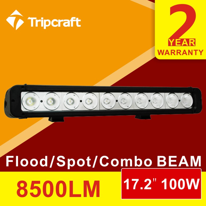 17.2INCH 100W  LED LIGHT BAR OFFROAD LED  LIGHT BAR  OFFROAD TRACTOR ATV 4x4 SUV  SUPER LIGHT<br><br>Aliexpress