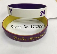 Free Shipping 50 pcs  Popular  Basketball Team  Wristband Silicone Promotion Gift Filled In Color Bracelet  Y-14