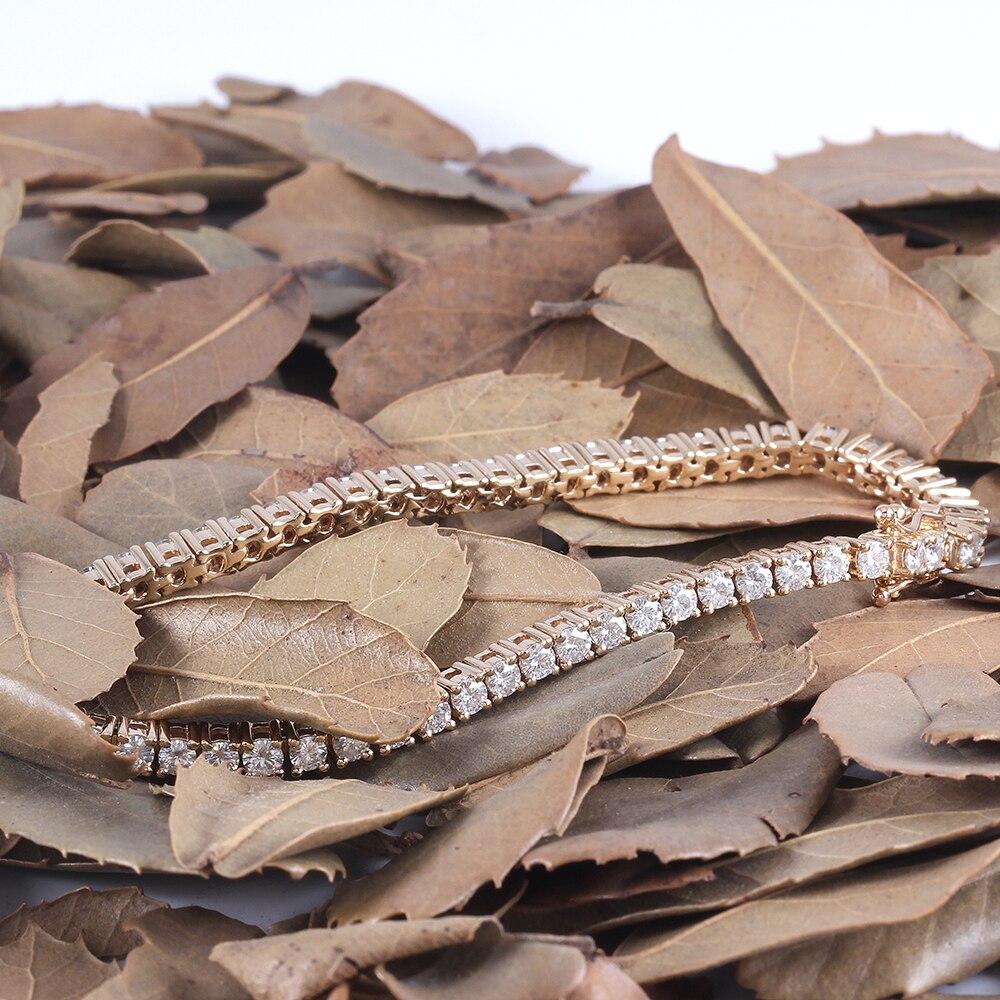 14k moissanite bracelet (6)