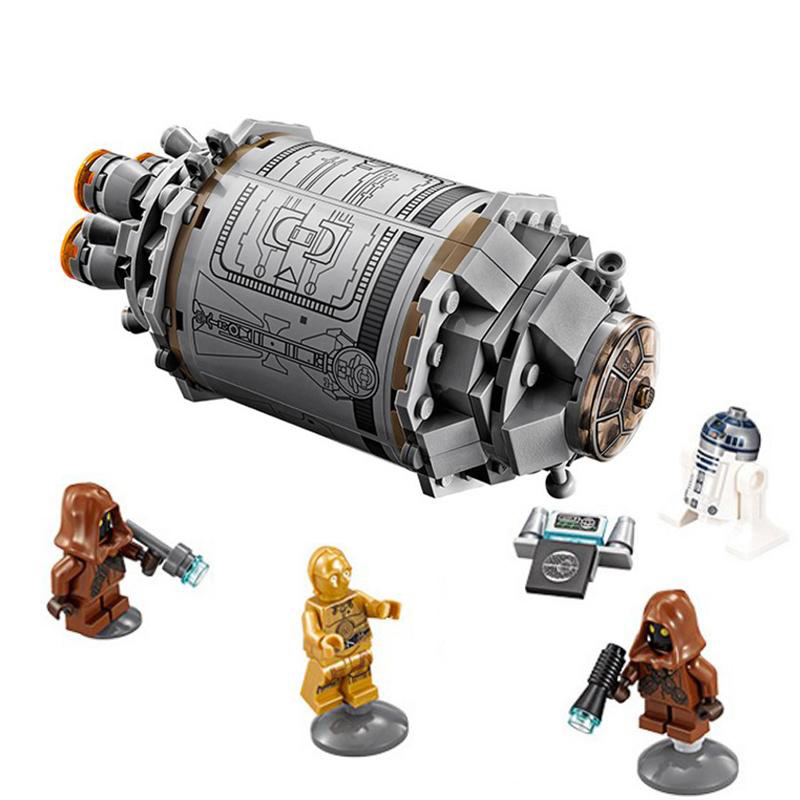 Star Wars Attack of the Clones Hail fire Exclusive Droid Escape Pod block set  Compatible Super Battle Toys TY0045<br><br>Aliexpress