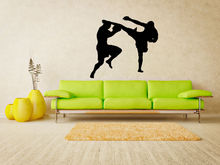 MMA Mixed Martial combat sport Wrestling Kickboxing Wall Sticker Decal(China)