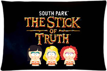 New South park Pillow Case 16x24 Inch Comfortable  the best gift for your family High Quality Free Shipping V5