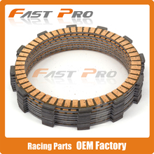 Clutch Disc Friction Plates Set 9pcs for BMW K1300R 2009-2012 K1300S 2009-2015 10 11 12 13 14 15(China)