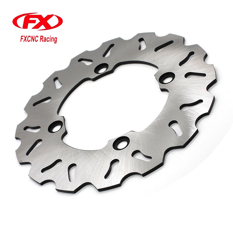 Motorcycle 220mm Fixed Rear Brake Disc Rotor For Honda CBR150R 2000-2003 2001 2002 2003 Moto Accessories<br>