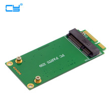 3x5cm mSATA Adapter to 3x7cm Mini PCI-e SATA SSD for Asus Eee PC 1000 S101 900 901 900A T91
