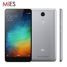 "Xiaomi Redmi Note 3 Pro Prime Special Edition Mobile Phone Snapdragon 650 5.5"" FHD 3GB RAM 32GB ROM"