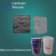 wholesale RTV liquid silicone rubber for cement stone mold making RTVM30