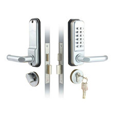 mechanical door locks Key Digital Machinery Code Keypad Password Entry Door lock
