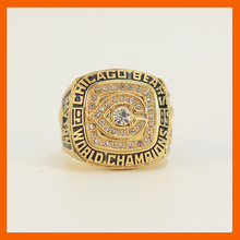 NEW VERSION 1985 CHICAGO BEARS SUPER BOWL XX WORLD CHAMPIONSHIP RING US SIZE 11(China)