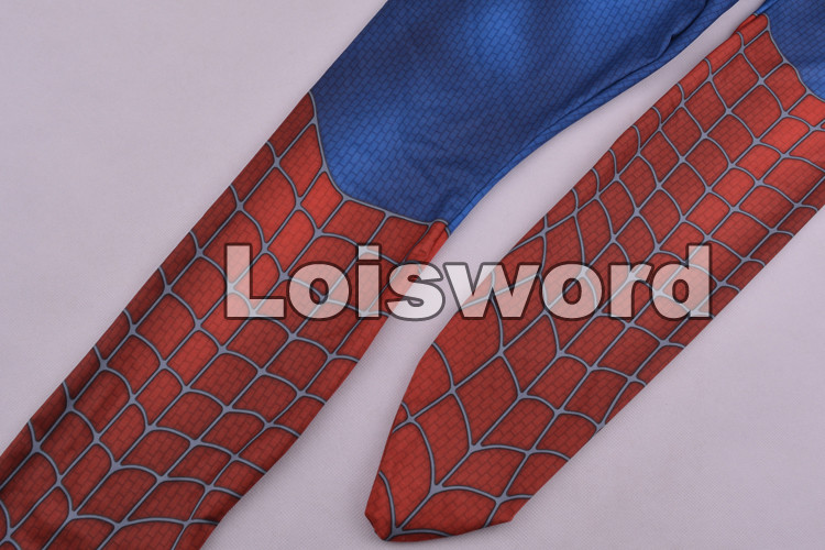 LOISWORD designer 3D print venom PS4 INSOMNIAC SPIDERMAN suit spandex games spidey cosplay bodysuit Halloween Spiderman costumes