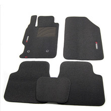 5pcs High Quality Odorless Auto Carpet Mats Perfect Fitted For Mazda 6