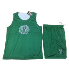 2017 Adult Men Reversible Basketball Jersey Sets Uniforms kits Sports clothes Double-sided basketball jerseys suits Customized