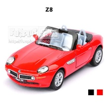 High Simulation Exquisite Diecasts & Toy Vehicles: KiNSMART Car Styling Z8 Roadster 1:36 Alloy Diecast Car Model Toy Car(China)
