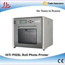 NO TAX to Russia and Ukraine, Hobby Photo Printing Machine HiTi P525L Roll Photo Printer Via Wi-Fi Dongle Support Android, iOS