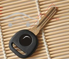 BRAND NEW UNCUT BLADE FOB BLANK CASE FIX FOR BUICK ANGKE LEI TRANSPONDER KEY SHELL(China)