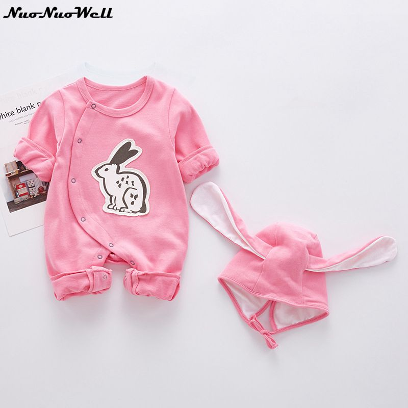 5 types Baby 0-2 Years Spring&amp;Autumn Clothes Baby Rompers Infant Jumpsuits Kids Climb Clothes Cute Hooded Children Rompers<br>