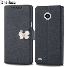 High Quality Cell Phone Cases For HTC Desire 300 Fashion Luxury Camellia Phone bag Cover Case For HTC Desire 300(China)