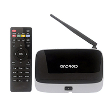 CS918 Android 5.1 TV Box RK3229 Quad Core 2GB RAM 16GB ROM Smart Tv USB WiFi KODI Media Player with Remote Controller(China)