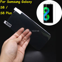 Buy S8 S8+ Front/Back Full Coverage 3D Curved Surface Soft PET Film Screen Protector Samsung Galaxy S8 Plus (Not Tempered Glass) for $1.29 in AliExpress store