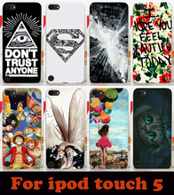 colorful painted mobile phone cases for Apple iPod Touch 5 5th 5G touch5 Case hard back cover skin Shell