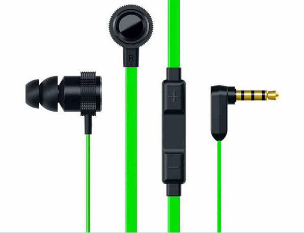 New In-ear Hammerhead V2Pro Earphone With Mic Gaming Headsets Noise Isolation Stereo Deep Bass for phone PC with retail box<br><br>Aliexpress