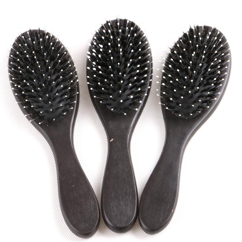 hair brush with white pot 1