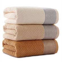 Cheap Beach Towels Luxury Cotton Hotel Adult Wrapped Bath Towel 70*138cm
