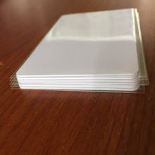 1000pcs Plastics PVC uhf rfid card 860-960mhz tag for Door Control Entry Access Card ALIEN 9662 Alien H3(China)