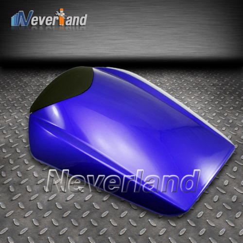 2015 Pillion Motorcycle Rear Seat Cover Cowl for Honda CBR 1000 RR 1000RR 2008-2013 ABS Blue#50C10 Wholesale<br><br>Aliexpress