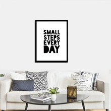 DCTOP Inspiration Words  Oil Painting Wall Art Decor Canvas Art Print Posters Wall Pictures For Home Decoration No Frame