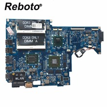 Reboto For DELL L511Z Laptop Motherboard DASS8BMBAE1 i7-2640m CPU GT525 2GB HM67 CN-01XFF3 01XFF3 1XFF3 100% Tested Fast Ship(China)