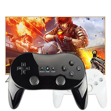 JESBERY Classic Wired Game Controller Gaming Remote Pro Gamepad Shock Joypad Joystick For Nintendo Wii Second-generation(China)