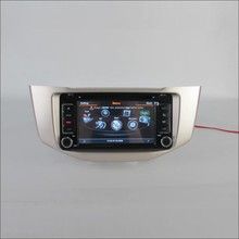 For LEXUS RX 400 RX400 - Radio CD DVD Stereo Player & GPS Nav Navi Navigation System / Double Din Car Audio Installation Set