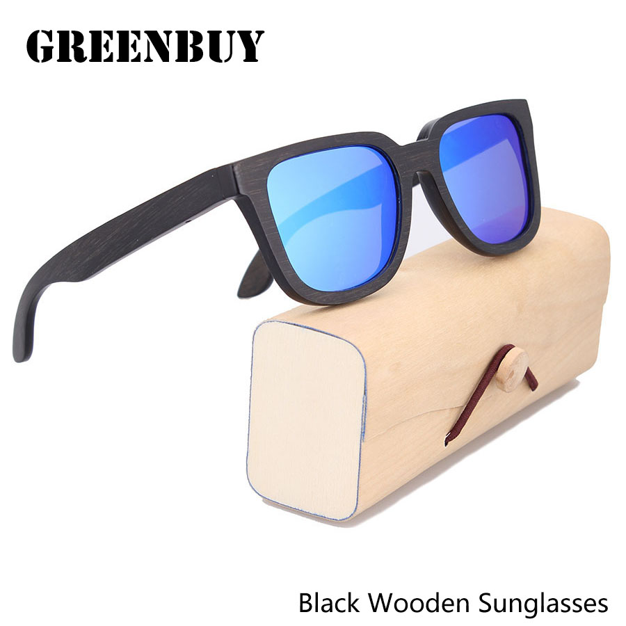 Hot Sale Bamboo Sunglasses Wooden Frame Glasses Custom Logo Sunglasses Polarized Lunettes de Soleil Homme Glasses Crafted by Man<br><br>Aliexpress