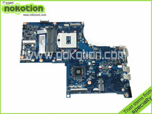 NOKOTION Laptop Motherboard for HP Envy M7-J 720265-501 6050A2549501-MB-A02 HM87 GMA HD5000 DDR3 Mother Board 100% Good Tested(China)