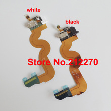 YUYOND 200pcs/lot Original New Charging Charger Dock Port Audio Jack Flex Cable For Apple iPod Touch 5 Wholesale Free DHL EMS