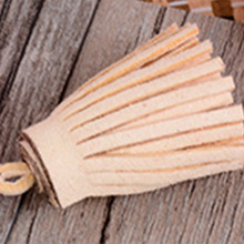 5PCS 3cm New Velvet Tassels Ranked Pendant DIY Leather Tassel Hanging Manufacturing Crafts Accessories For Jewelry 2017 MC-40