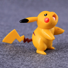 15Styles Pikachu Charizard Eevee Meowth Figure Pikachu Meowth Go Anime Action Figure Toys Collection Dolls