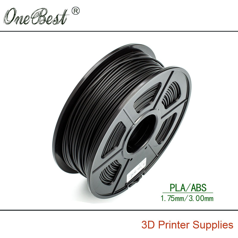 High quality 3D printer supplies PLA/ABS/HIPS 1.75mm 3.0mm 3D printing supplies for DIY 3D printing pen Materials Free shipping<br>