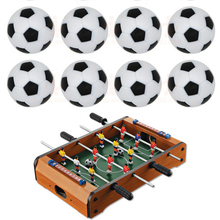 Foosball Table Plastic Indoor-Game Sport 10pcs/Set Gifts Dia Round High-Quality 32mm