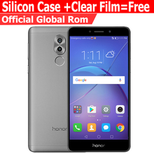 Huawei Honor 6X 3GB 32GB ROM Original Mobile Phone 4G FDD 5.5'' 1920x1080P Octa Core Dual Rear Camera Fingerprint ID(China)