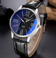 Top Luxury Fashion Brand Quartz Watch Men Women Casual Leather Dress Business Bracelet Wrist Watch Wristwatch 1201612225